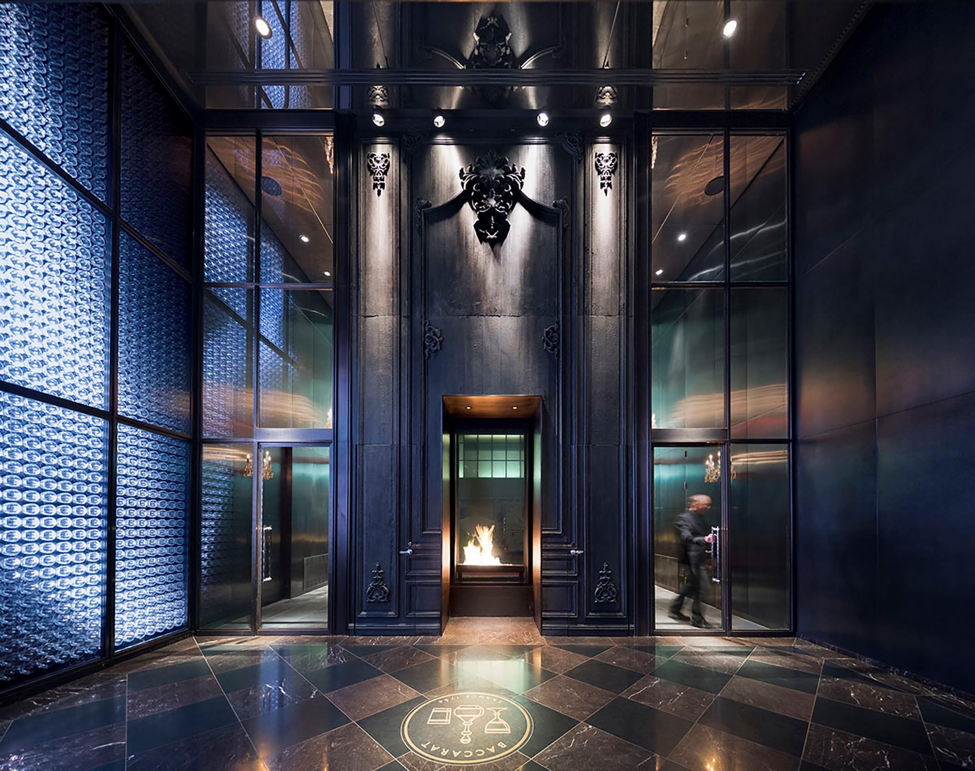 Baccarat Hotel, New York